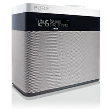 Pure Pop Maxi tragbar analog digital grau Radio