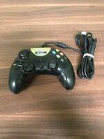 Osmari Wired Black Controller For Xbox Original Gamepad SWF430 Very Good 9E