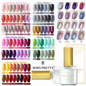 BORN PRETTY MOST WANTED SPRING SUMMER Collection UV LED Soak Off Gel Nail Polish