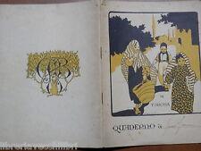 Vecchio quaderno scolastico di scuola d epoca IN TURCHIA M BATTIGELLI bambini da