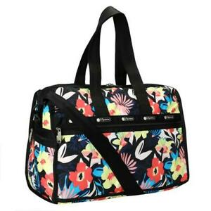 LeSportsac Classic Collection Deluxe Med Weekender Duffel Bag in Alameda NWT