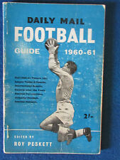 Daily Mail Football Guide 1960/61