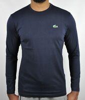 Lacoste L/S Crew Neck T-Shirt For Men