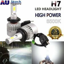 H7 LED Headlight 6000K 30000LM Bulbs Low Beam For Holden Commodore VE Series 1 2