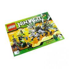 1 x Lego System Bauanleitung A4 Nr 2 für Set Ninjago Epic Dragon Battle 9450
