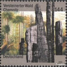 FRD (FR.Germany) 2358 (complete issue) FDC 2003 Natural Monuments