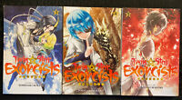 Twin Star Exorcists 3, 4, 5 Manga Viz OOP Shonen Jump Action Fantasy English