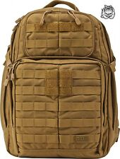 5.11 TACTICAL RUSH 24 BACKPACK 58601 / FLAT DARK EARTH 131 * NEW *