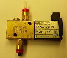 MAC 44A-AAA-GDDA-1KE, 24VDC, 2.5WATTS