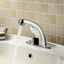 Automatik Infrarot Sensor Waschtischarmatur Waschbecken Wasserhahn Mischbatterie
