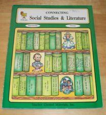 Connecting Social Studies and Literature Unit Guide Workbook TCM-345 Teacher