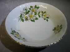 Cream Petal Grindley England bowl