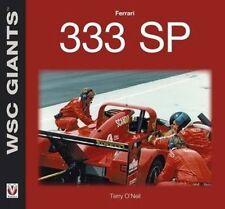 Ferrari 333 SP (WSC Giants) Paperback Book
