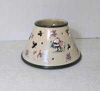 Walt Disney World Winnie The Pooh & Friends Large Candle Jar Shade Topper