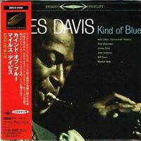 "Miles Davis  ""Kind Of Blue"" Japan LTD Mini LP CD w/OBI"