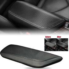 Carbon FIber Look Center Armrest Console Cover Trim for Toyota Camry 2018+
