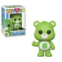 Funko POP! Animation: Care Bears Good Luck Bear (Styles May Vary) Collectible Fi
