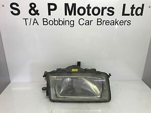 Audi 80 86-91 Bosch OS Headlight 894941004A 0301075702