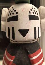 "Vintage Hopi 8 1/2"" Tall Kutca Mana Kachina Circa 1950"