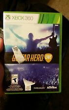 Guitar hero live  ( XBOX 360 )  GAME ONLY Fast Free Shipping