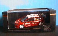 CITROEN C4 WRC #2 RMC 2008 SORDO MARTI IXO RAM298 1/43
