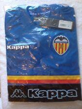 KAPPA VALENCIA 2010-11 PLAYER ISSUE EUROPEAN THIRD SHIRT L/S BNIP XL