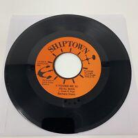 Barbara Stant - Real Man / Try It Again Vinyl Shiptown Records Repress Virginia