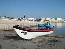 Kayak Island of Sardinia MV - 3 gavoni - Fiberglass,  cm. 513 x 55 + Accessori