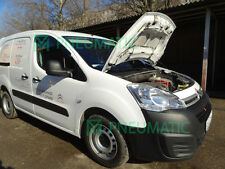 Installation kit of gas bonnet damper (lifts) for Citroen Berlingo (2008 -)