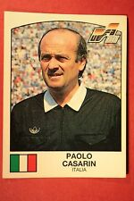 Panini EURO 88 N. 261 CASARIN WITH BINGOL BACK VERY GOOD/MINT CONDITION!!!