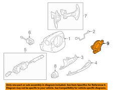 NISSAN OEM Steering Column-Sensor Assembly 47945JK00A