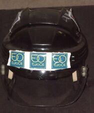 TEAM CZECH REPUBLIC Martin Hanzal worn black Bauer helmet with logos (2006-2012)