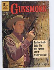 Gunsmoke # 22 Dell 1960