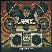Various Artists - Deep Concentration, Vol. 4 (Wreckin' the Floor, 2003) NEW CD