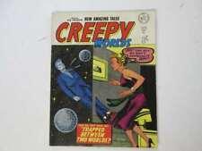 Acceptable - Creepy Worlds Vintage Comic #91 Mid 20th Century Various Alan Class