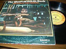 P.D.Q. Bach-The Wurst Of-Professor Peter Schickele-2 LP-Vinyl Record-NM-Gatefold