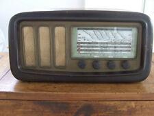 Marelli CGE  Phonola Irradio Ducati Magnadyne Safar - TELA  RADIO d/'epoca