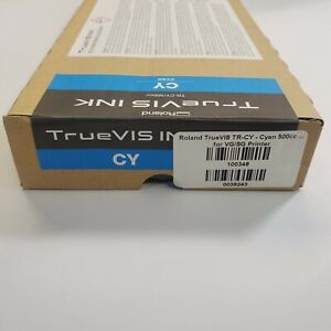 Roland TrueVis INK TR-CY 500cc (Cyan)
