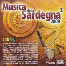 Musica Dalla Sardegna 2009 Volume 3 ( 2 CD - Compilation )