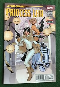 Star Wars Princess Leia #2 Marvel Comics Modern Age Dodson vf/nm