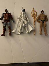 Marvel Legends, Namor, Walgreen?s MoonKnight And Deathlok