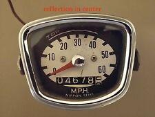 Honda Nippon Seiki 60mph Speedometer Cub Dream 50 70 90 110 150 160 305