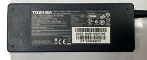 Genuine Toshiba Chicony PA3755E-1AC3 15V 5A 75W Laptop Ac Adapter Power Supply