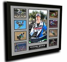CHAD REED SIGNED LIMITED EDITION FRAMED MEMORABILIA