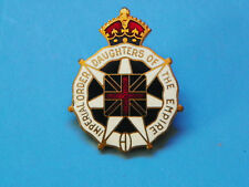 """WWII ORIGINAL BRITISH """"IMPERIAL ORDER DAUGHTER OF THE EMPIRE"""" PIN-MAKER MARKED"""