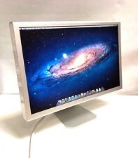 "23"" Apple Cinema Display A1082 MONITOR LCD Grado B senza PSU (P)"