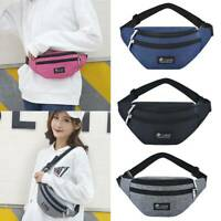 Fanny Pack Pouch Bum Bag Festival Holiday Travel Leather Waist Belt Wallet Hot