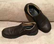 Brown Comfortable Men work shoes by Faded Glory US men size 10