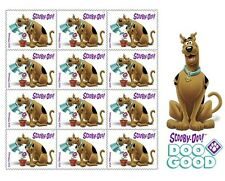 SCOOBY-DOO STAMP SHEET -- USA FOREVER STAMPS 2018