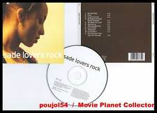 "SADE ""Lovers Rock"" (CD) 2000"
